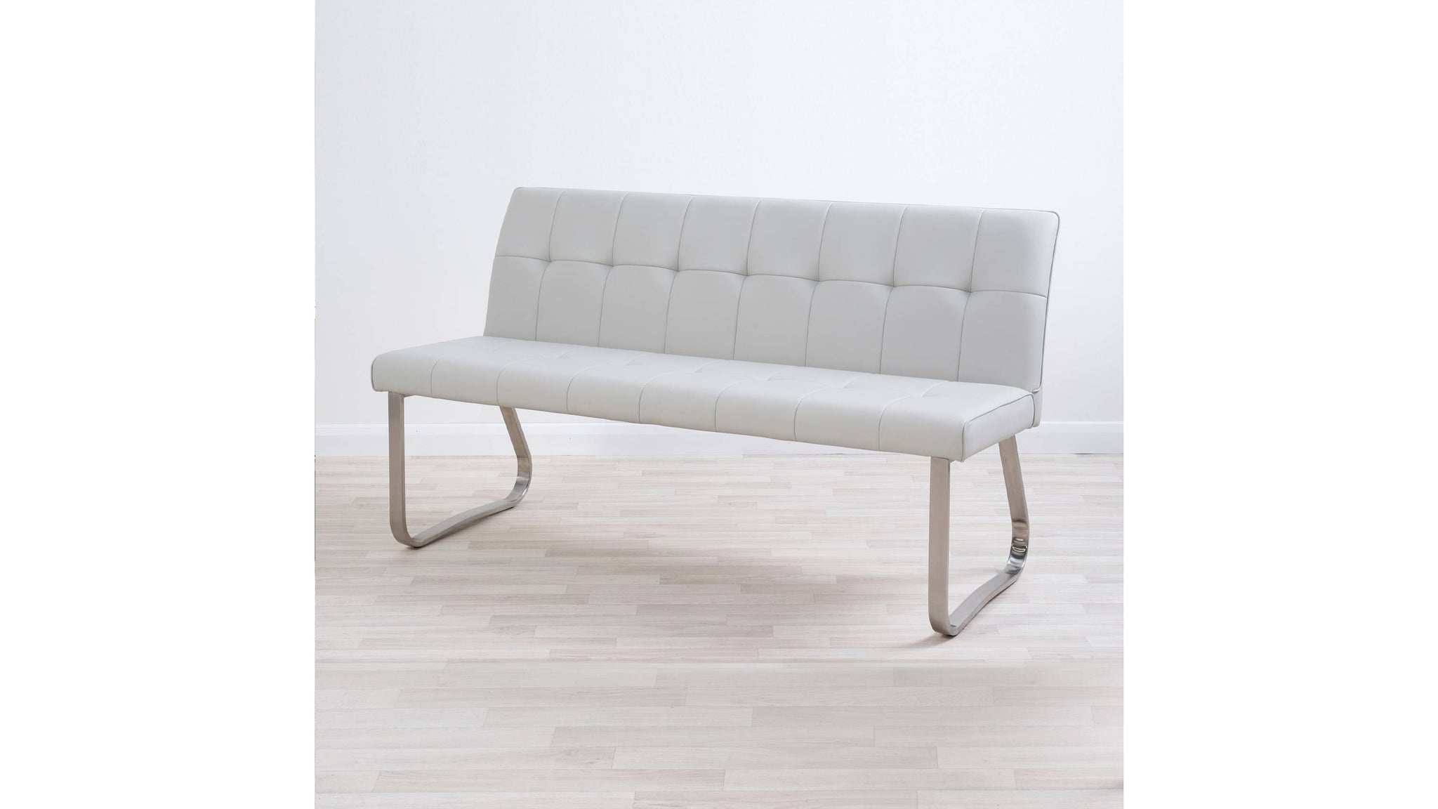 Finley 3 Seater Bench With Backrest