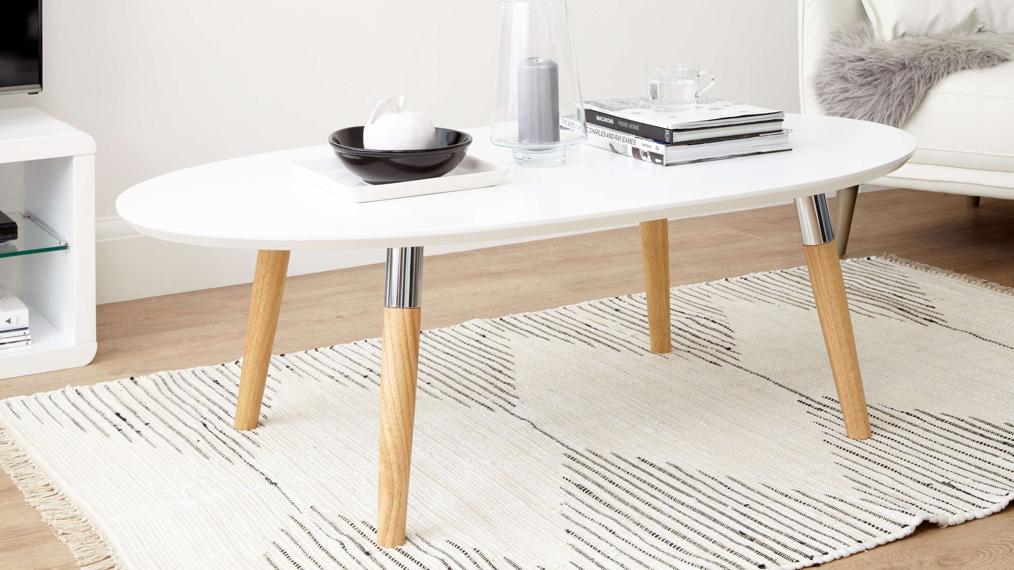 scandi style coffee table