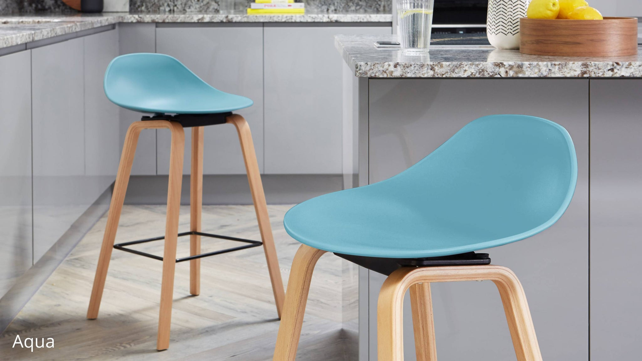 Buy colourful bar stools