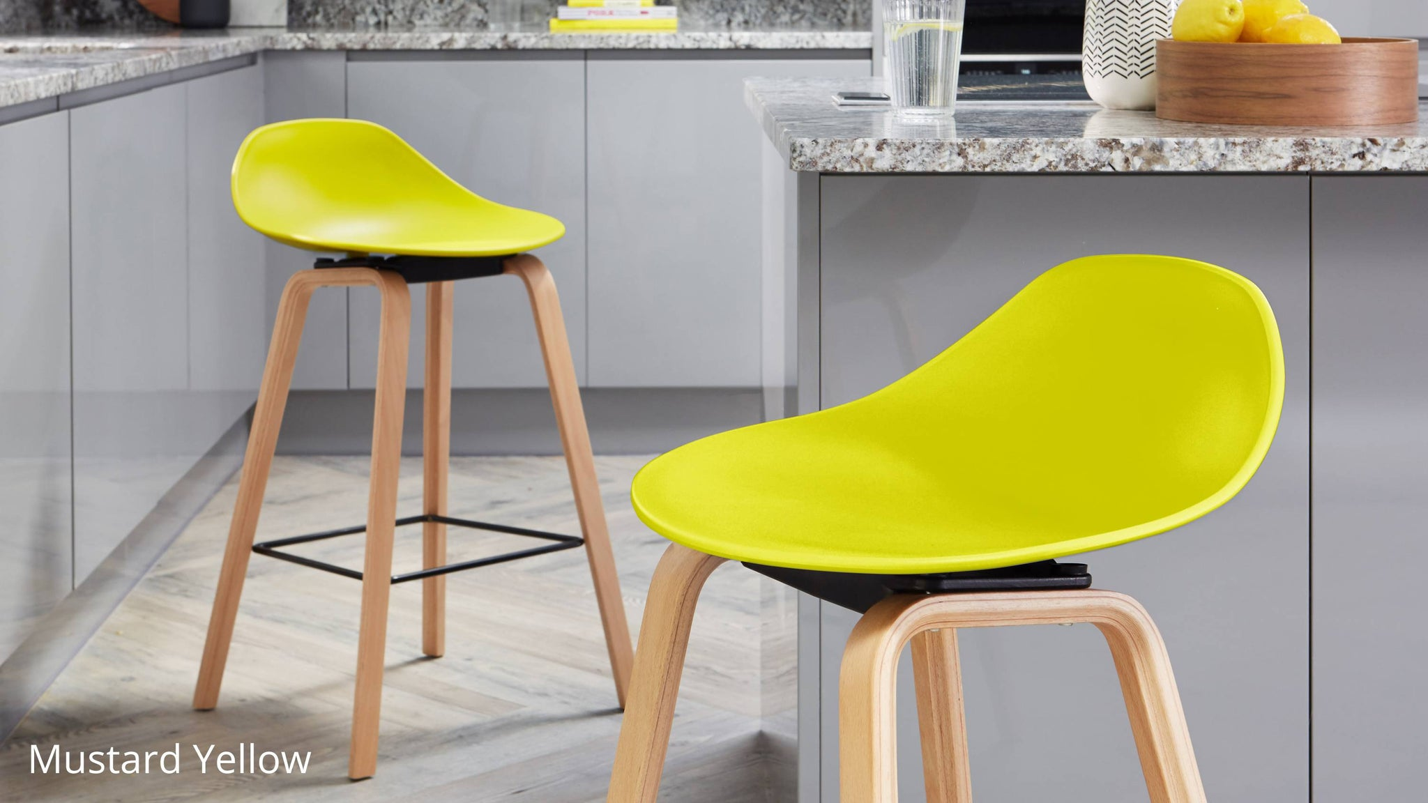 Buy comfortable plastic bar stools