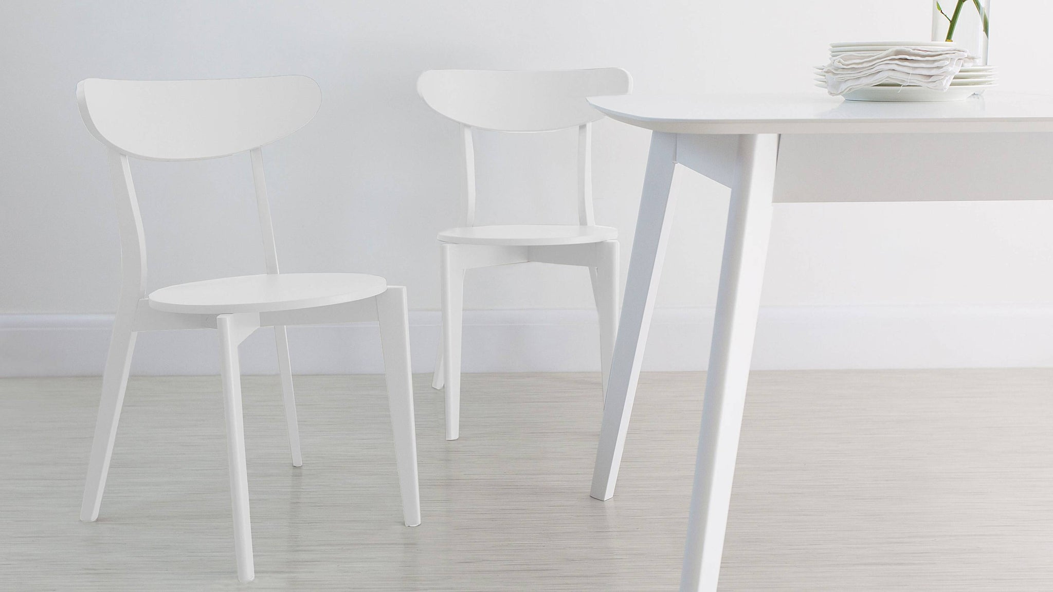 White Dining chair under £50