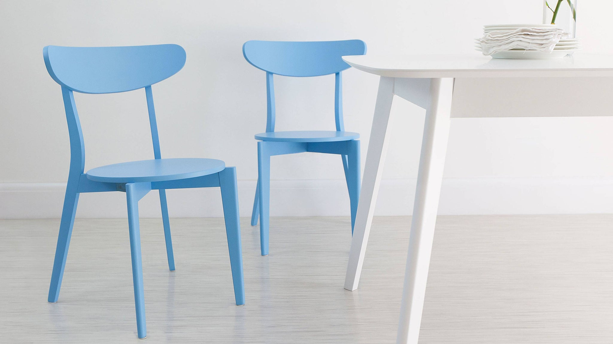 Blue Dining chair under £50