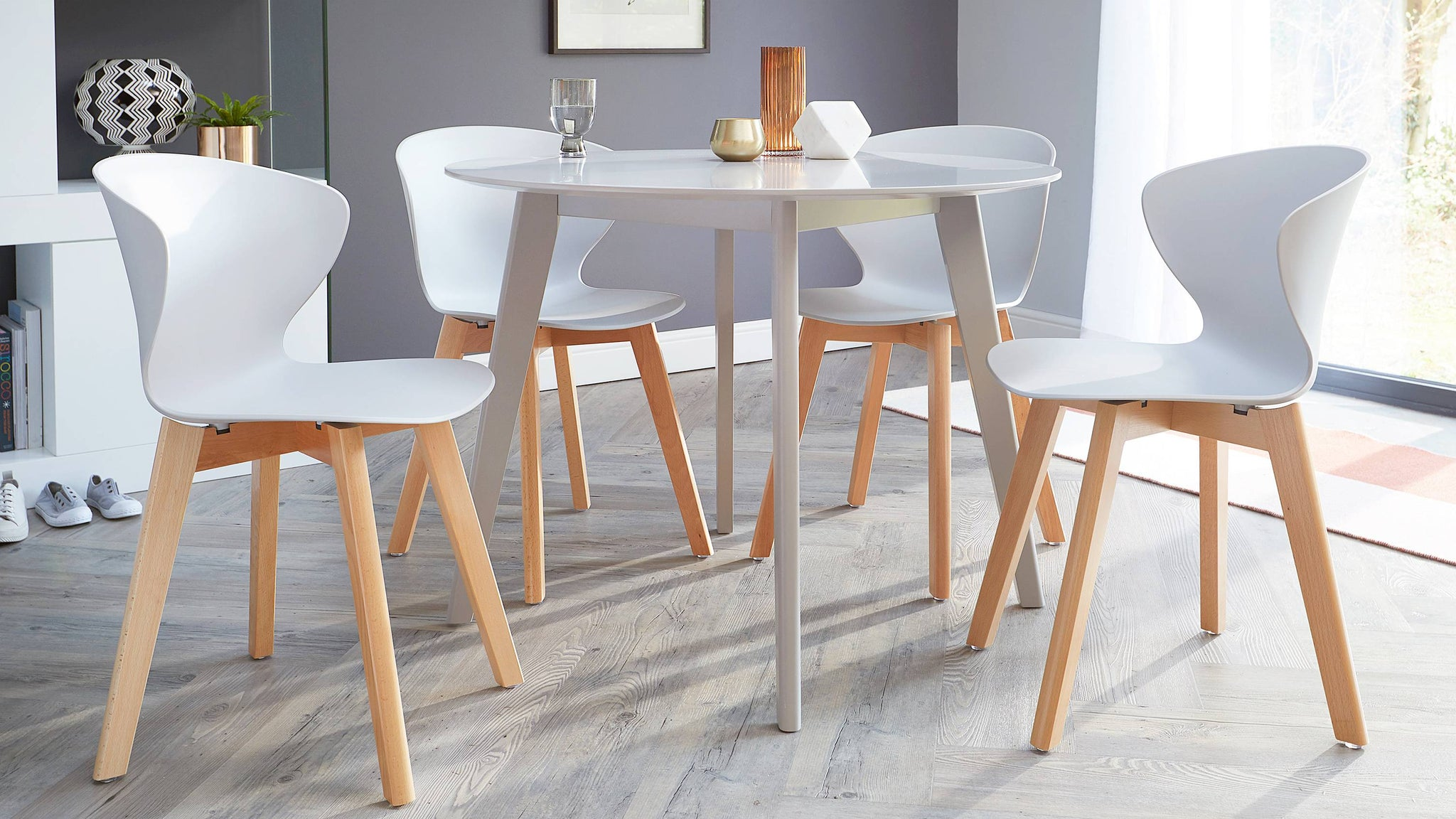 Buy modern wooden chairs online