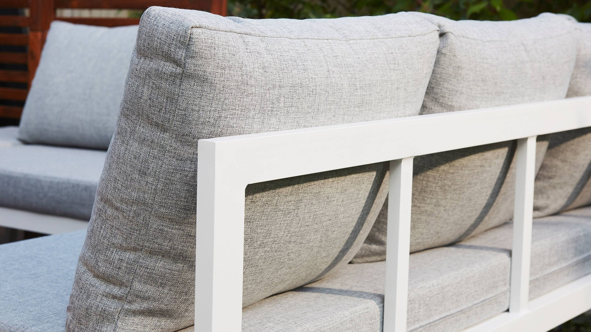 Quality made garden corner benches