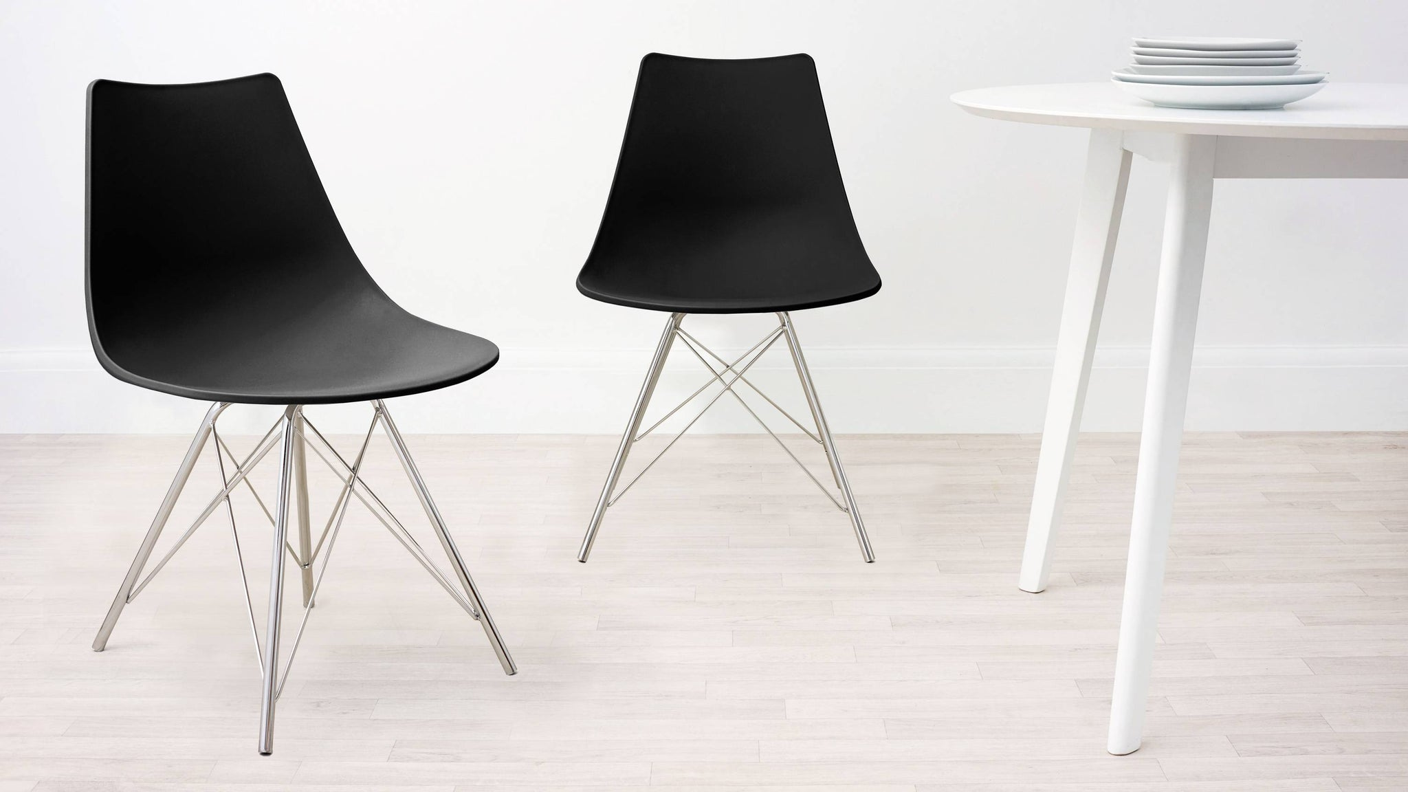 Black Stylish Dining Chair