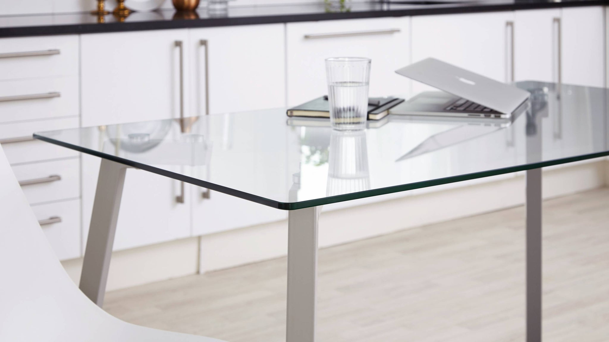 Durable Glass Table