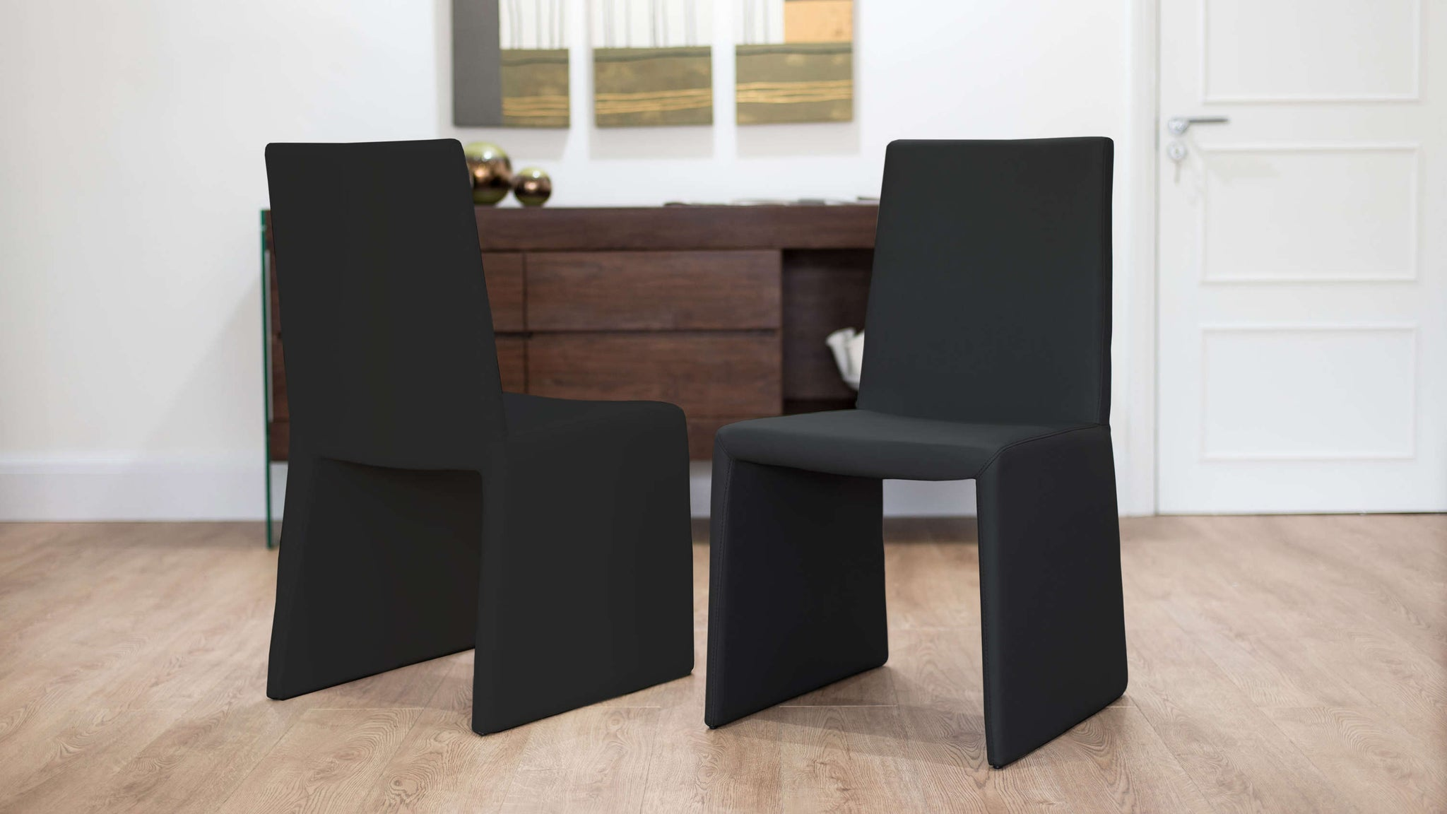 Black Dining Chairs UK Delivery