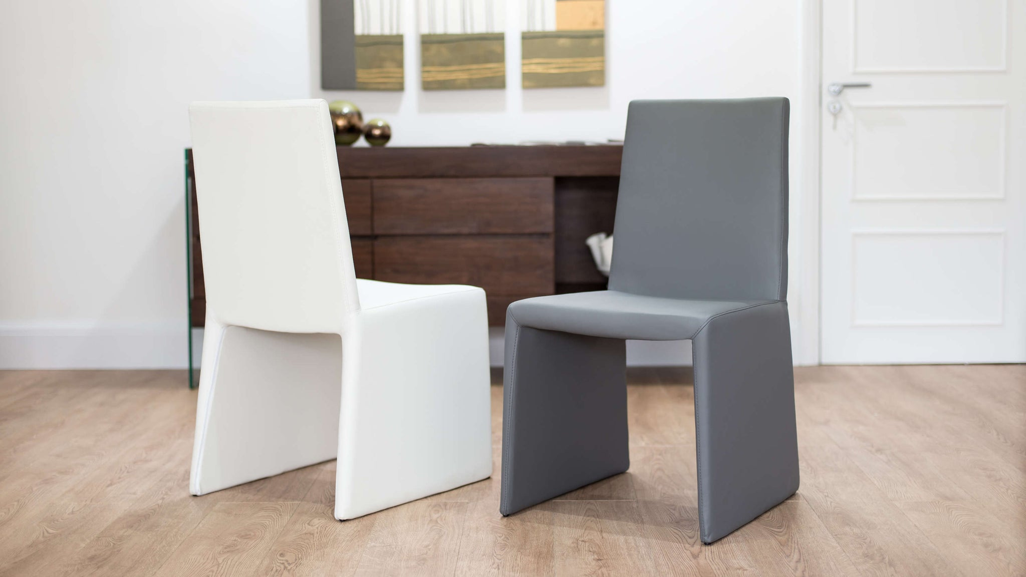 Box Styled Dining Chairs UK