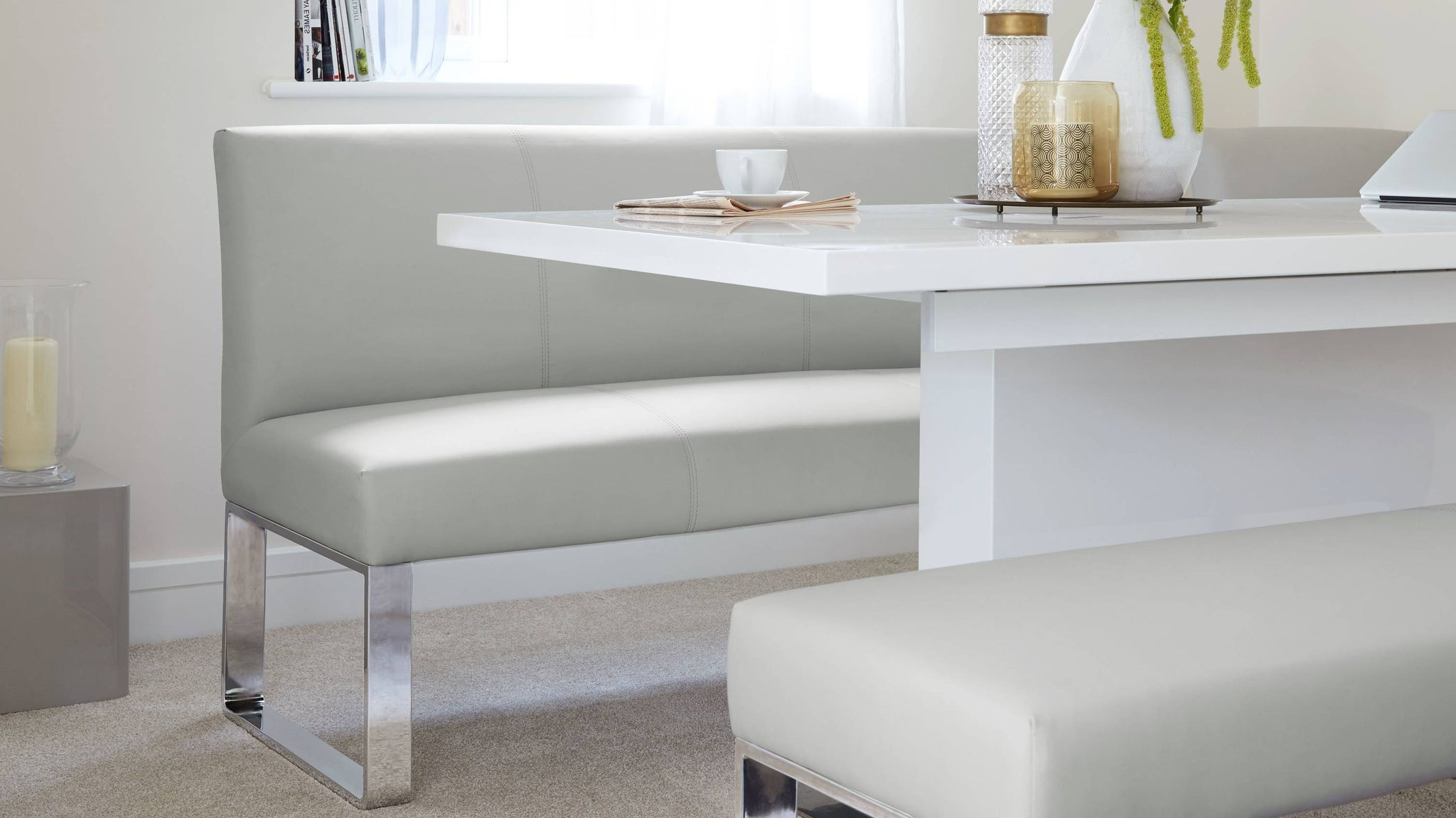 Large family 6-8 seater dining table