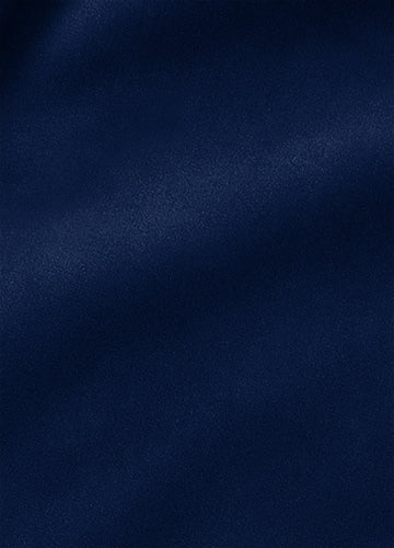 Dark Blue Silky Velvet