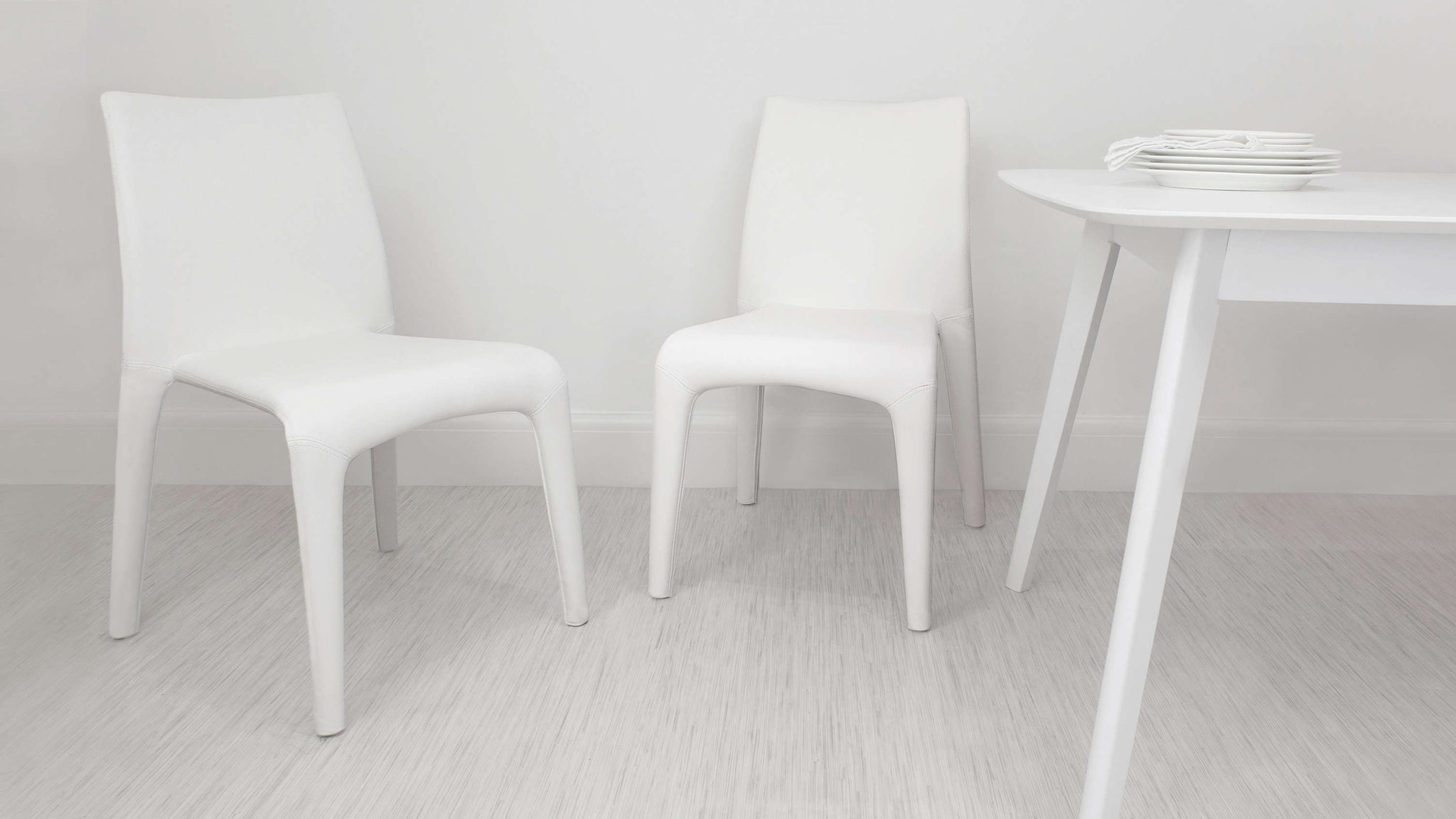 White Dining Chairs UK