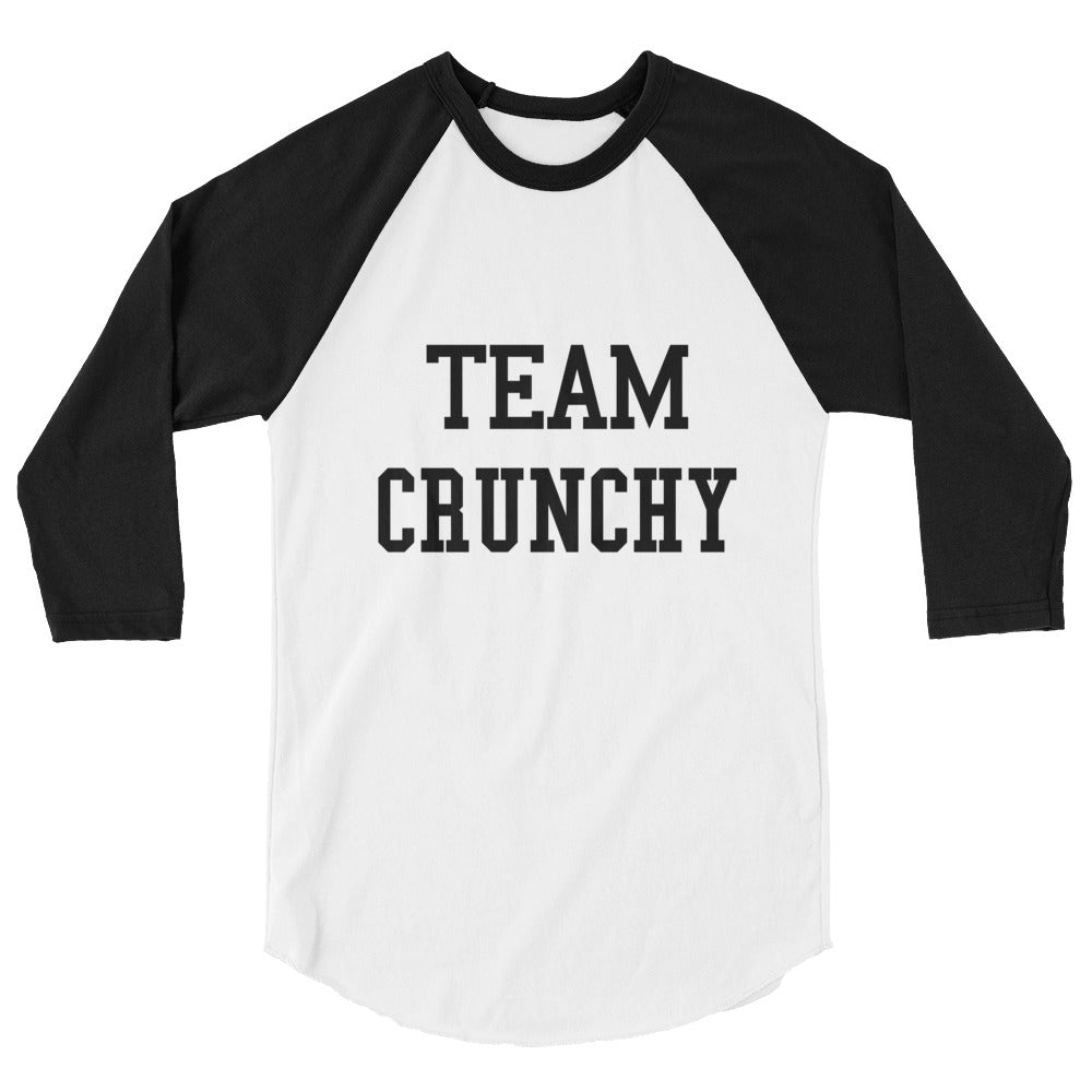 Team Crunchy Raglan Shirt