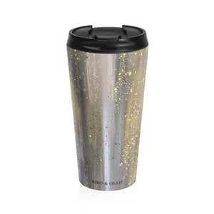 Charlotte Stainless Steel Travel Mug