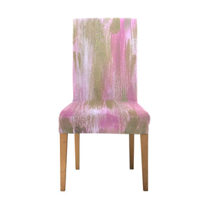 Gigi Removable Dining Chair Cover
