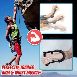 PowerMaster Arm & Wrist Trainer
