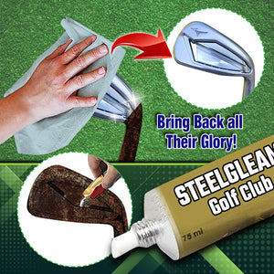 SteelGleam Golf Club Metal Polish