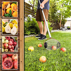 FruitCollect Rolling Fruit Harvester