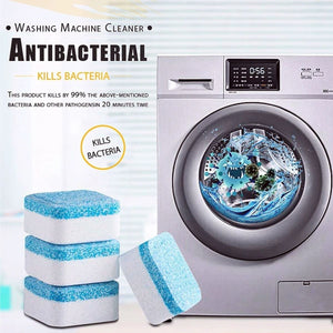 CleanPro Washing Machine Cleaning Tablets
