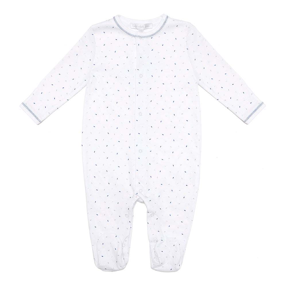 Pima Cotton Babygrow and Accessories Gift Set - Bebe Bombom