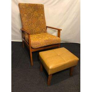 Pr Of Retro Arm Chairs