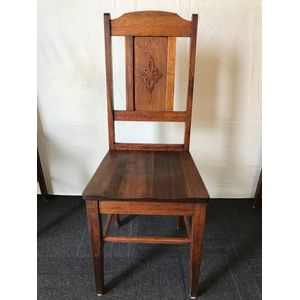 Tasmanian Oak Kitchen Chairs