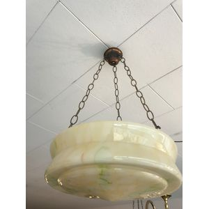 Art Deco Light Shade