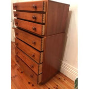 Myrtle Seven Drawer Chest Of Drawers