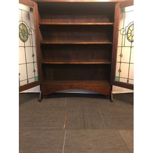 Federation Lead Light Bookcase
