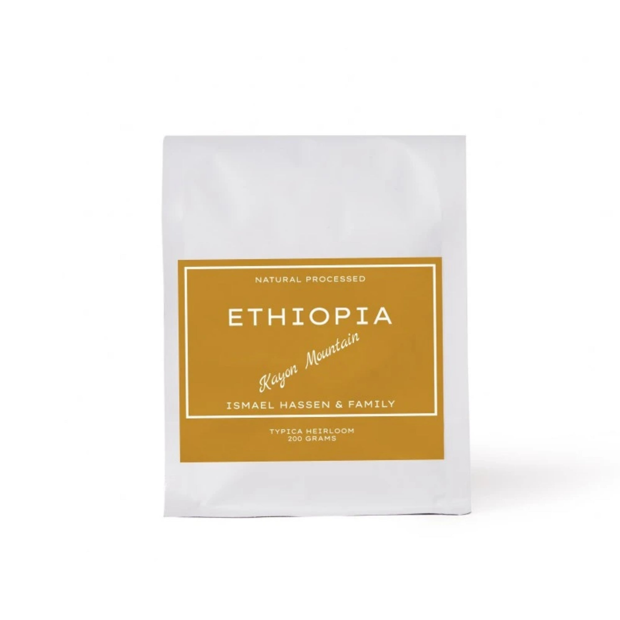 Ethiopia | Kayon Mountain / Natural Process / ORGANIC