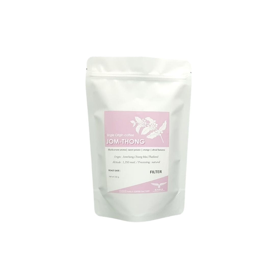 Chiang Mai Jom Thong Natural Process medium roast 250g