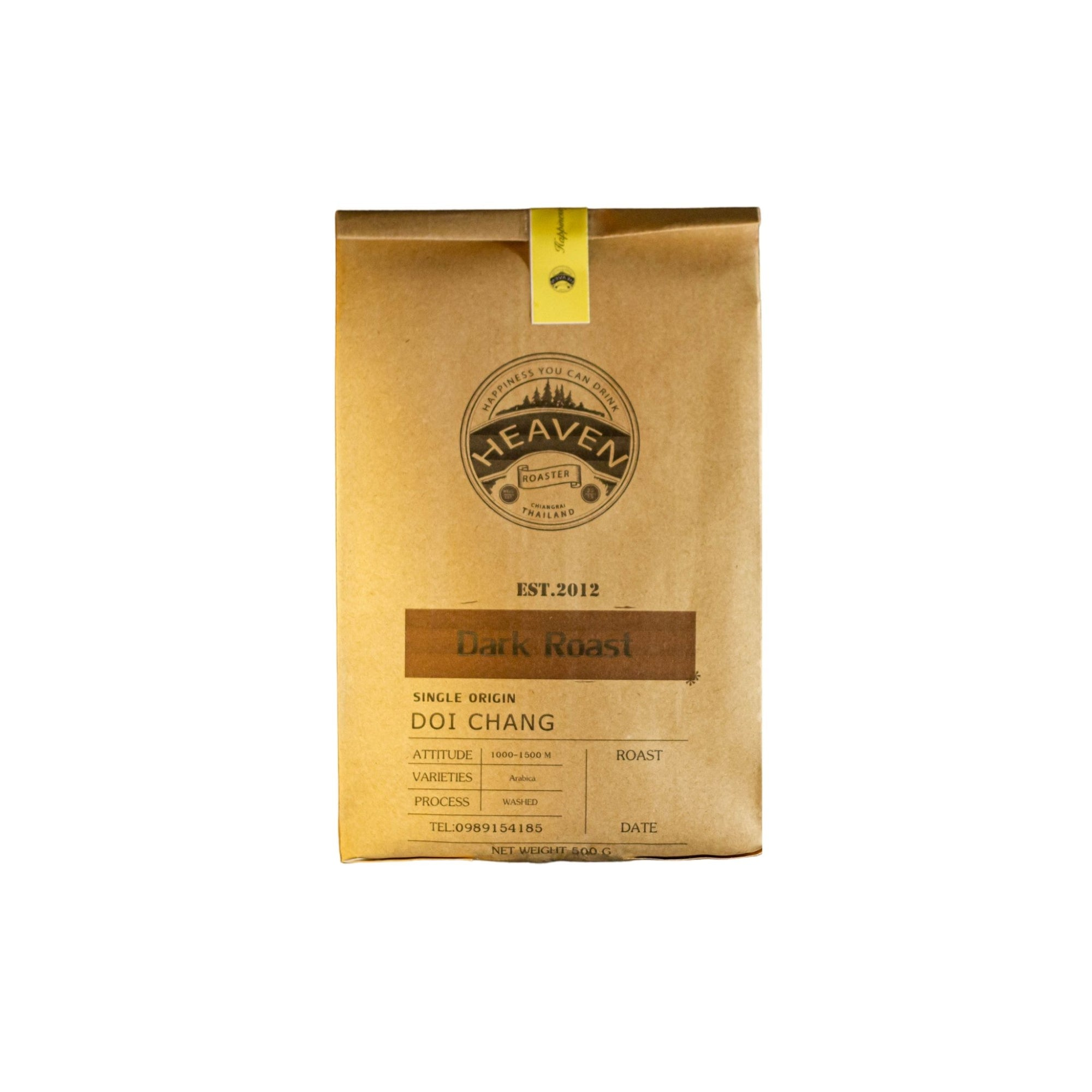 Doi Chang Dark Roast 500g