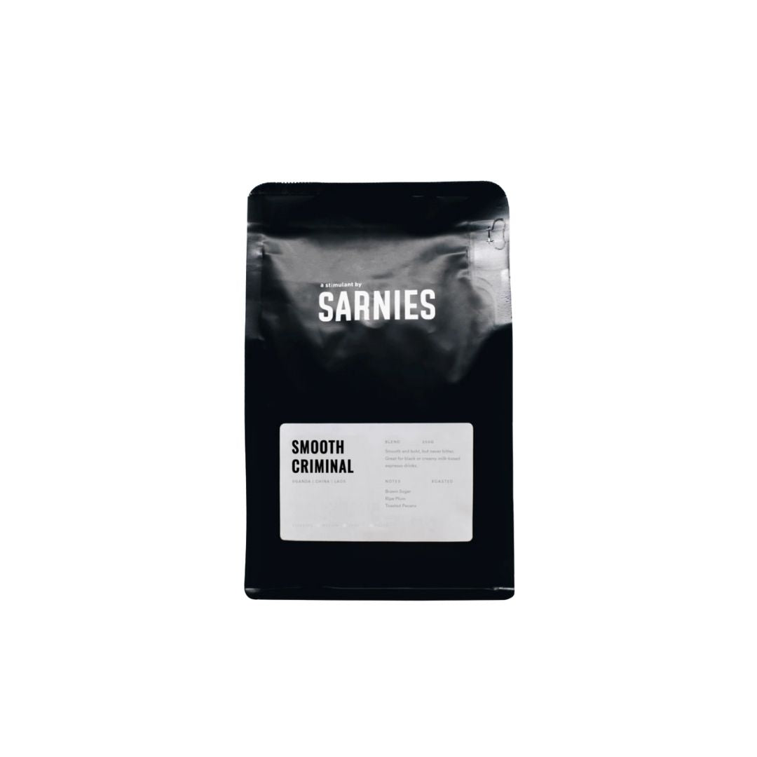 Smooth Criminal Blend Washed 250g