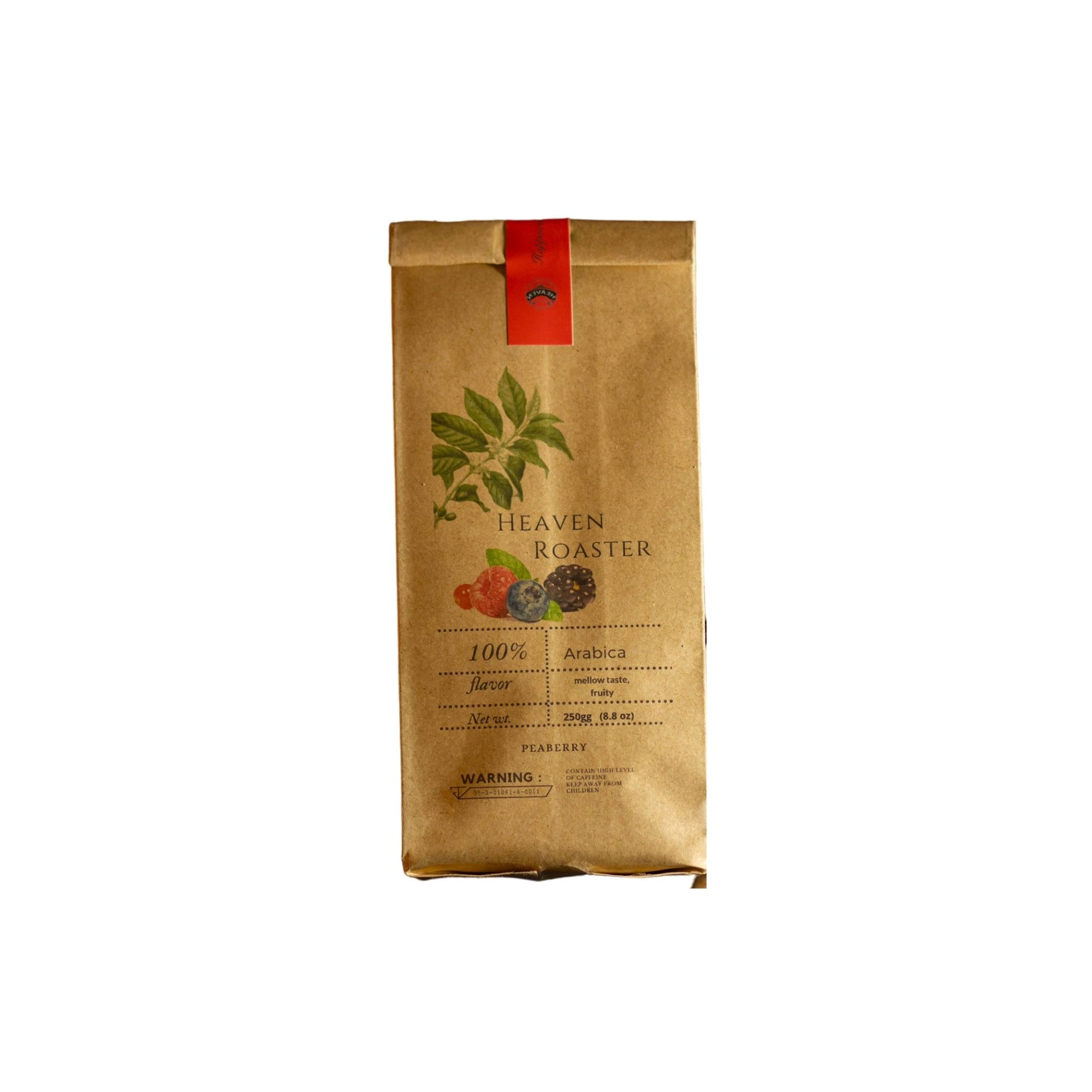 Peaberry 250g