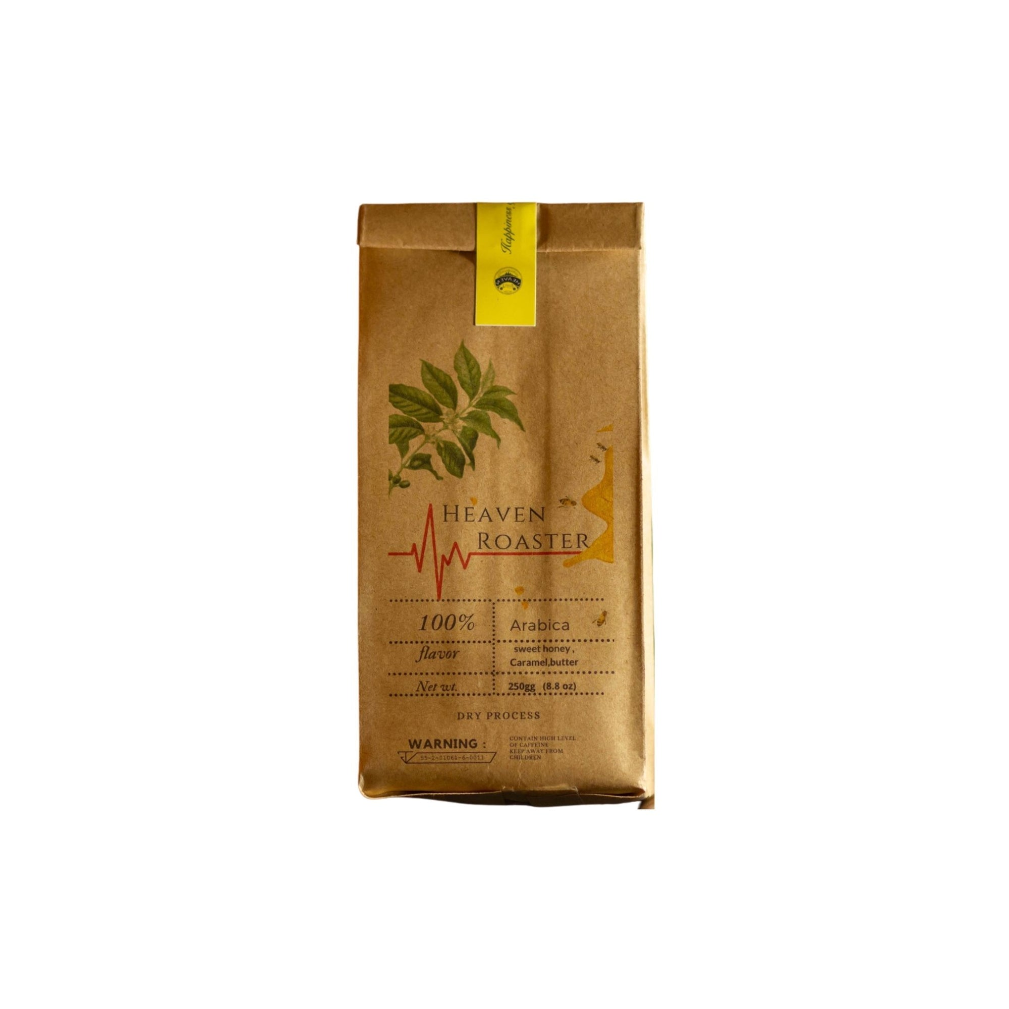 Heaven Roasters Honey Process 250g