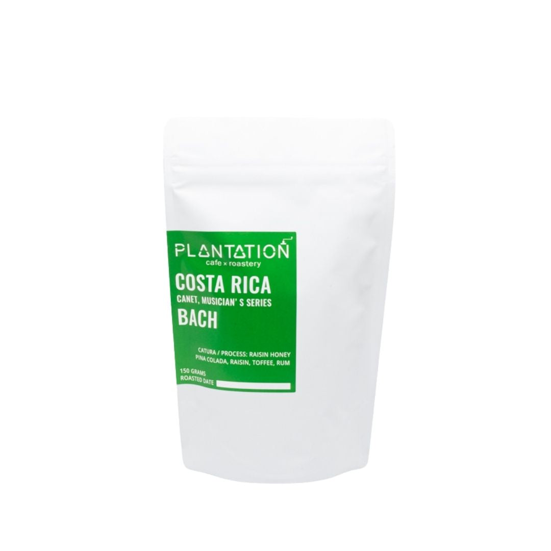 Costa Rica Bach Raisin Honey 150g
