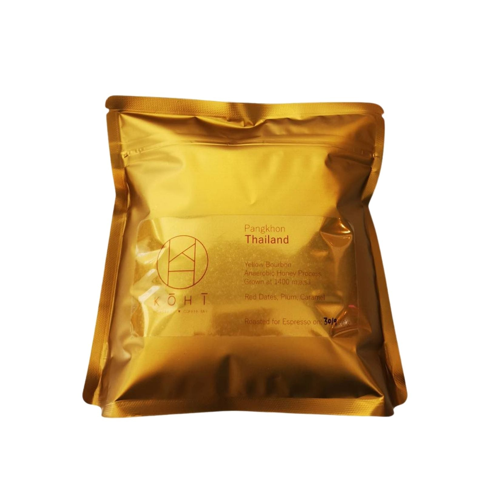 Pangkhon Anaerobic In-fruit Honey 300g