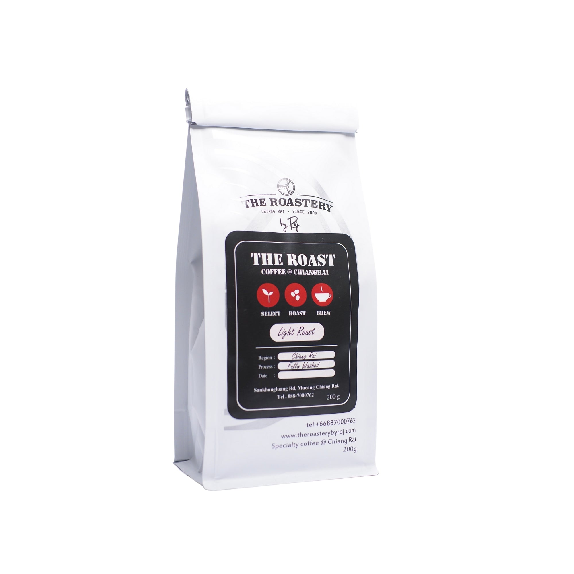 Chiangrai Pangkhon washed Light Roast 200g