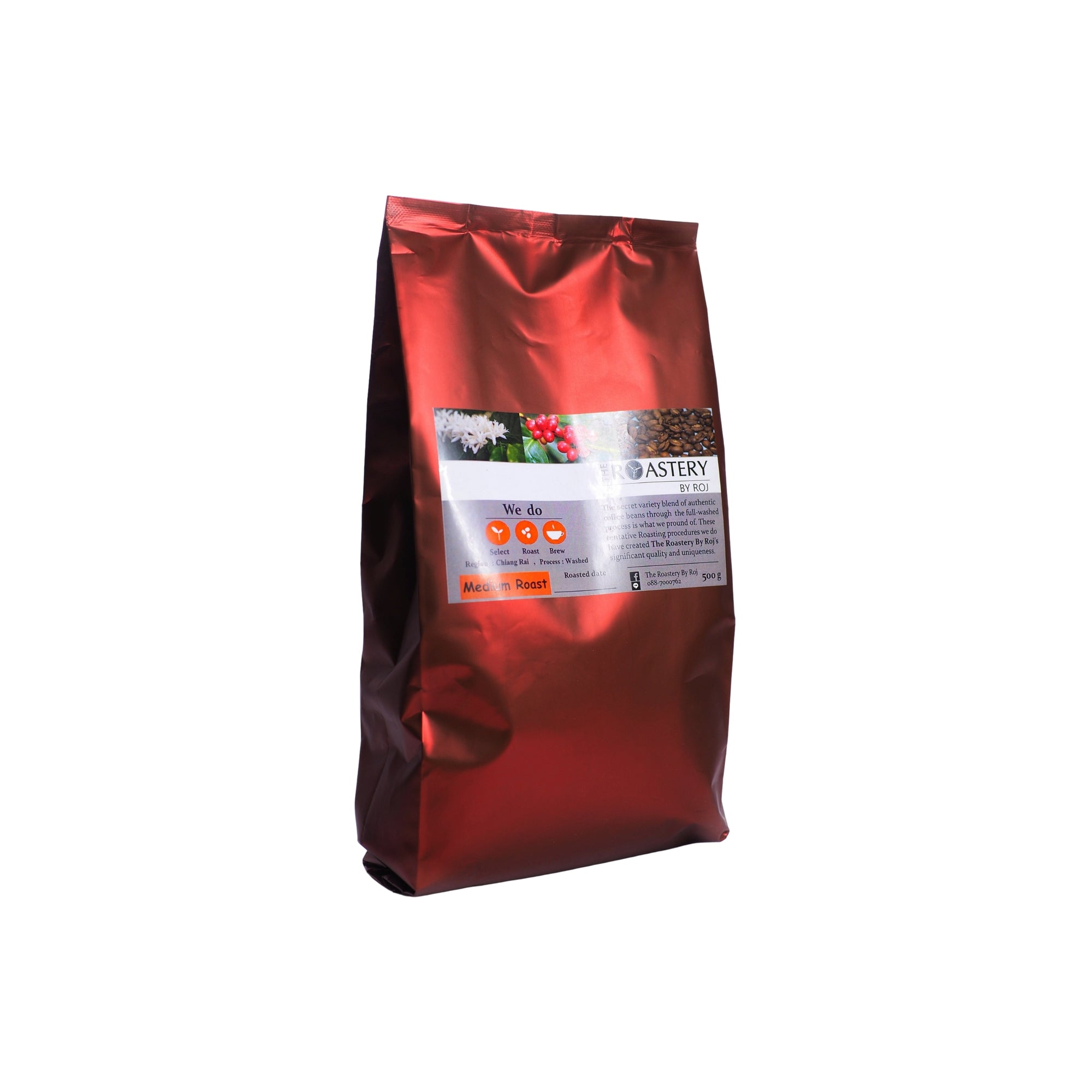 Chiangrai Pangkhon washed Medium Roast 500g