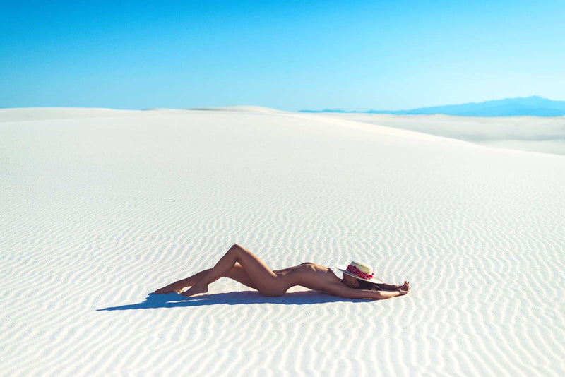 White Sands Hat III