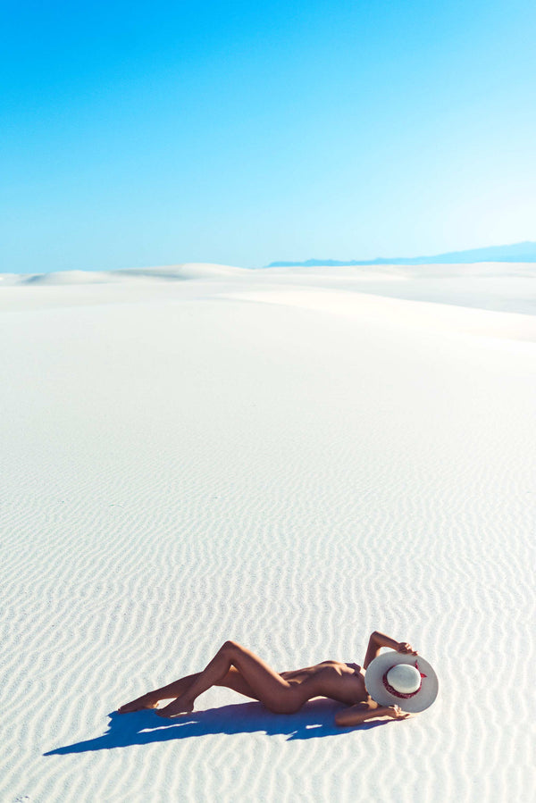 White Sands Hat IV