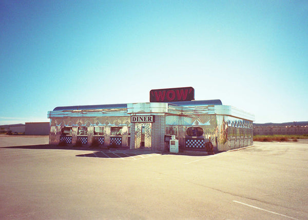 Wow Diner, New Mexico