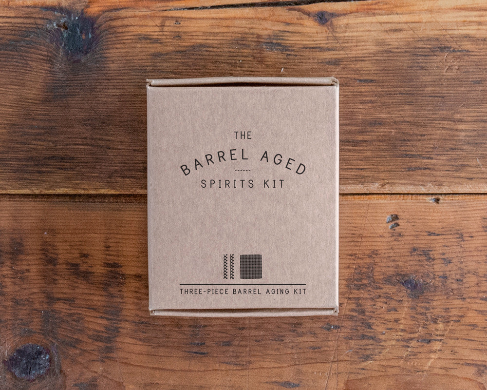 Barrel Aged Gin Kit