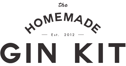 The Homemade Gin Kit logo