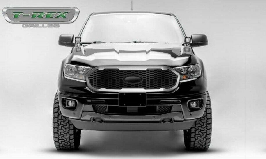 T-Rex 2019-2020 Fits Ford Ranger Laser X Grille No Studs 1 PC Replacement 6315831