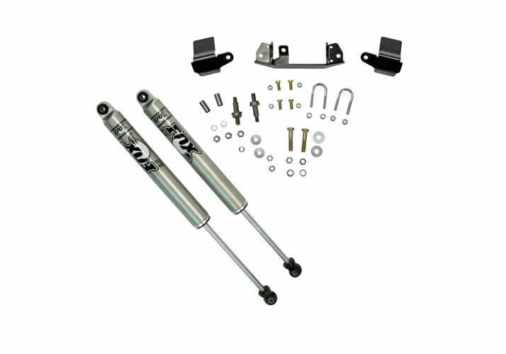 Superlift 2003-2008 Dodge Ram 2500 3500 Dual Steering Stabilizer Kit Fox 2.0 Cylinders 92718