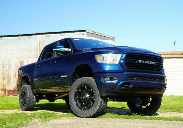 "Superlift 2019-2021 Dodge Ram 1500 4WD 6"" Lift Kit W/O Factory Air Ride Suspension K198"
