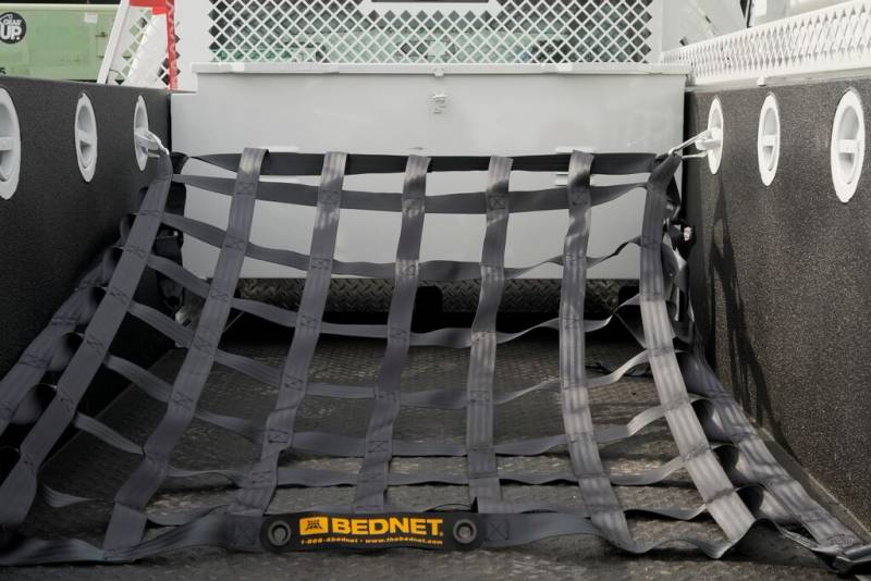 Bednet Original Jumbo Long Net fits long service body trucks BN-0108