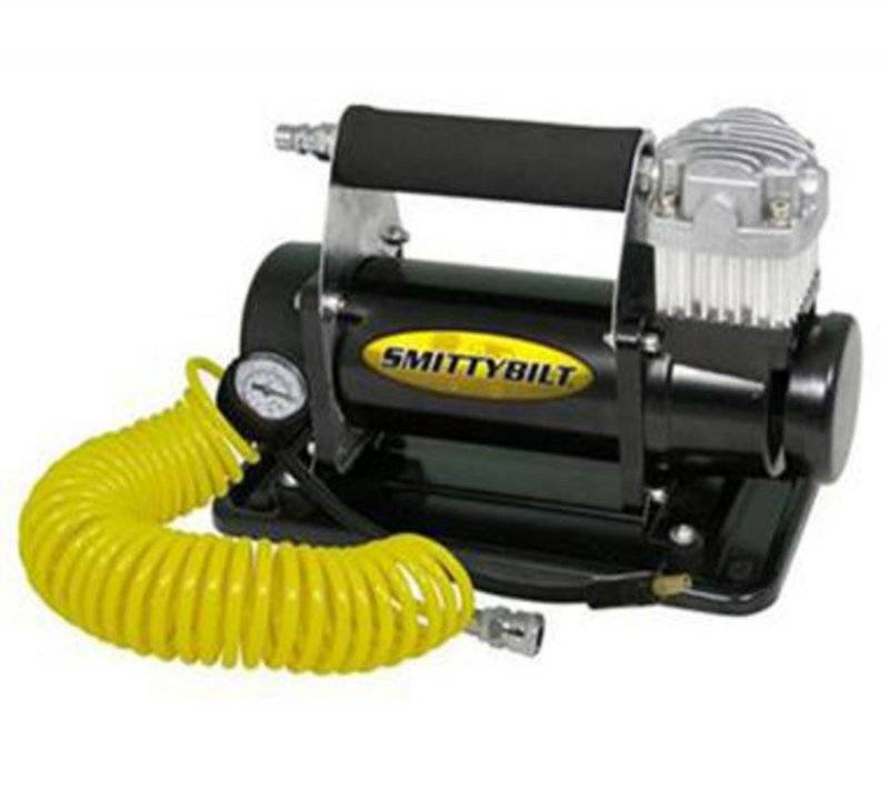 Smittybilt Universal Air Compressor High Performance 5.65 Cfm 160 Lpm 2781