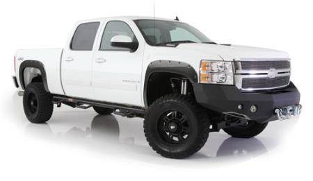 Smittybilt 2014-2018 Chevrolet Silverado 1500 5.8FT BED M1 Fender Flares Bolt on BLK 17291