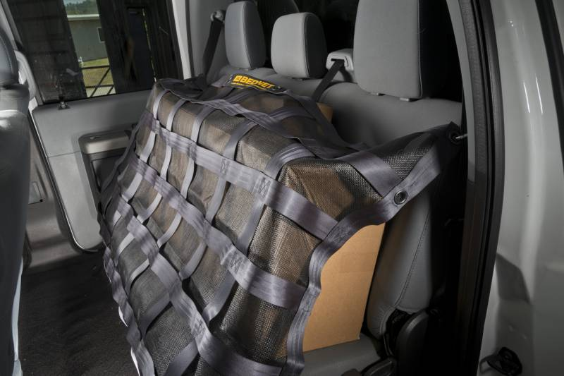 Bednet Interior Cargo Restraint with Mesh BN-0304